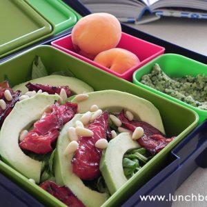 Lunchbox light menu