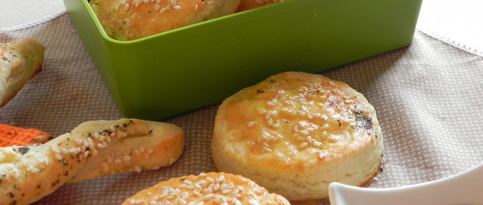 Powder scones