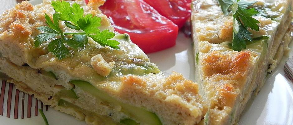 zucchini and eggs
