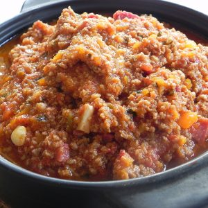 Bolognese meat sauce, basic supportive recipe