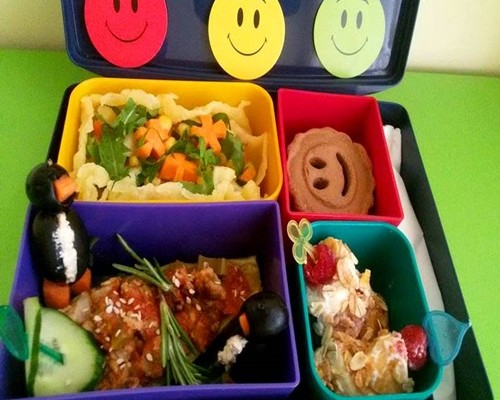 Lunchbox menu_beef