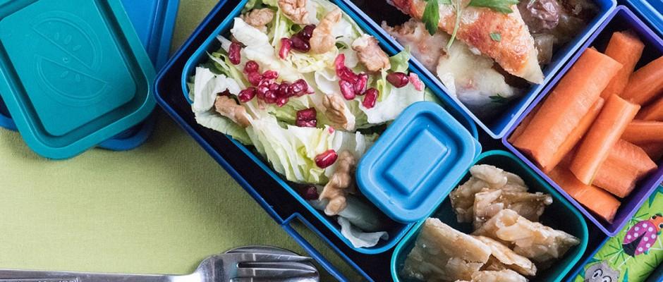 Lunchbox menu Pizza Margherita