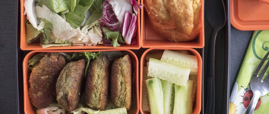 lunchbox menus and recipesLunchbox Екзотик меню: Фалафел