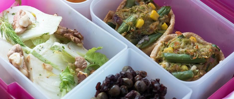 eating by design lunchbox menu Киш със зелен боб и