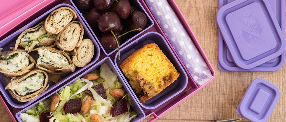 Lunchbox Lavender menu: picnic wheels
