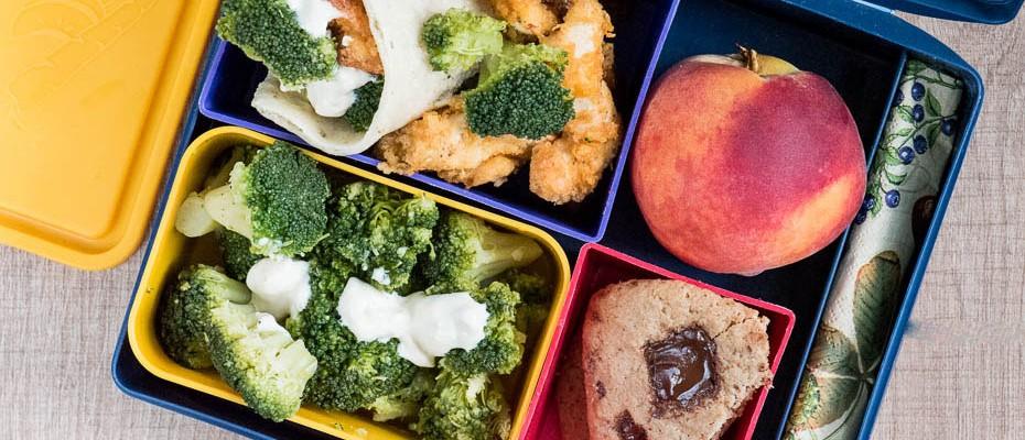 Lunchbox KFC style