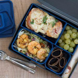 Lunchbox menu in Lunchbox Elegant