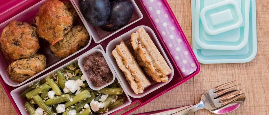 Lunchbox menu: Gluten free chicken bites
