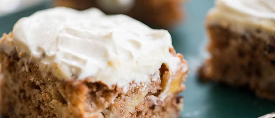 quick apple cake