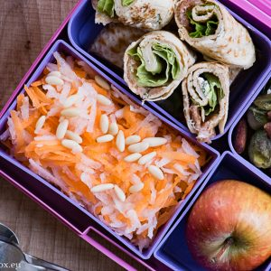 Quick lunchbox from kids