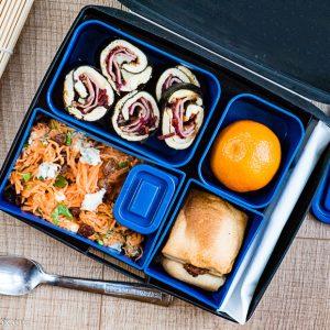 Lunchbox menu: Sushi Paleo