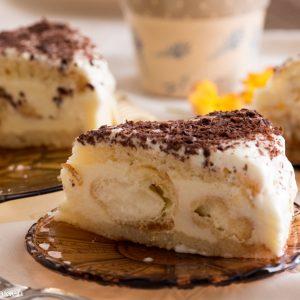 Лека Еклерова торта