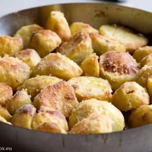 The Best Crunchy Roast Potatoes