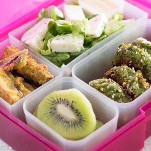 Lunchbox menu Фалафел с лапад