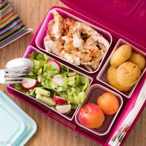 Lunchbox menu Годжи бери